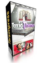 Toxic Themes Collection 1 : Wedding , میکس و مونتاژ
