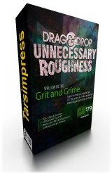 Drag and Drop , Unnecessary Roughness, دیجیتال جویس